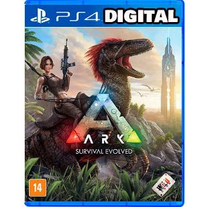 ARK Survival Evolved - Ps4 - Mídia Digital