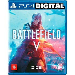 Battlefield V - PS4 - Midia Digital