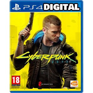 Cyberpunk 2077 - PS4 - PRÉ-VENDA - Midia Digital