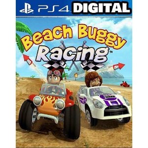 Beach Buggy Racing - PS4 - Midia Digital