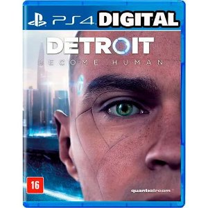 Detroit: Become Human - PS4 - Midia Digital