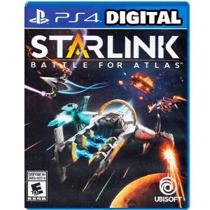 Edição Digital De Starlink: Battle For Atlas - Ps4 - Midia Digital