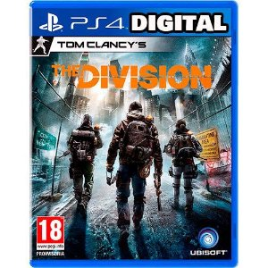 Tom Clancy´s The Division - Ps4 - Mídia Digital