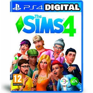 The Sims 4 - Ps4 - Midia Digital