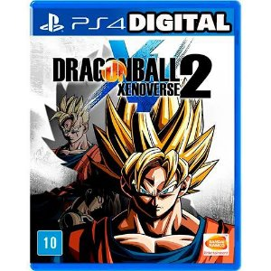 Dragon Ball Xenoverse 2 - PS4 - Midia Digital