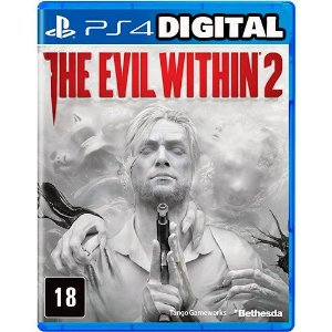 The Evil Within 2 - Ps4 - Midia Digital
