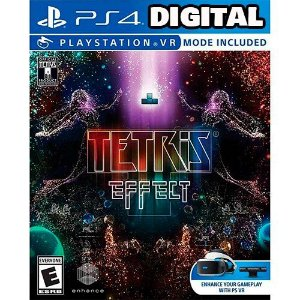 Tetris Effect - Ps4 - Midia Digital