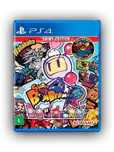 Super Bomberman R - Ps4 - Midia Digital