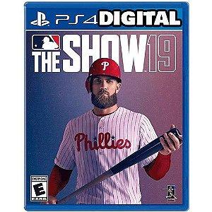 MLB The Show 19 - Ps4 - Midia Digital