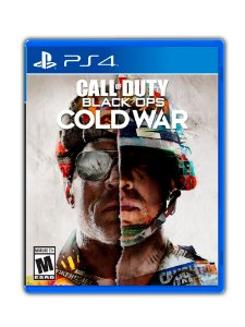 Call of Duty Black Ops Cold War Ps4 Mídia Digital