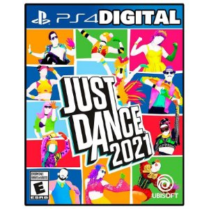 Just Dance 2021 - Ps4 - Mídia Digital