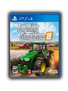 Farming Simulator 19 - Ps4 - Midia Digital
