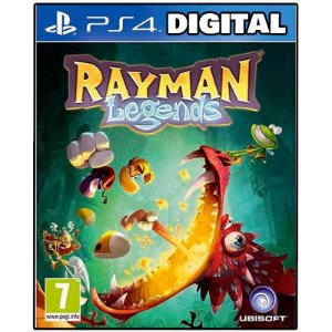 Rayman Legends - Ps4 - Midia Digital