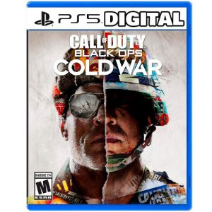 Call of Duty Black Ops Cold War - PS4 e PS5 - Mídia Digital