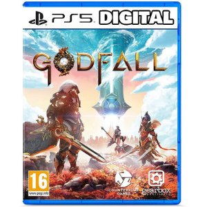 Godfall - Ps5 - Mídia Digital