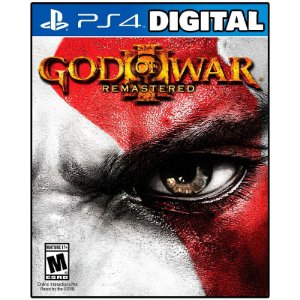 God of war 3 Remastered - Ps4 - Midia Digital