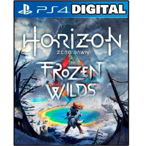 Horizon Zero Dawn The Frozen Wilds - Ps4 - Mídia Digital