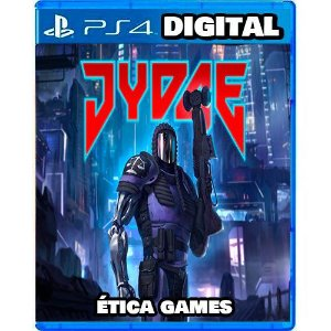 JYDGE - PS4 - PS5 - Mídia Digital