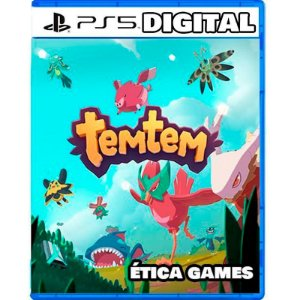 Temtem - Ps5 - Mídia Digital