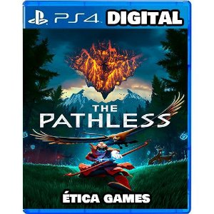The Pathless - Ps4 - Ps5 - Midia Digital