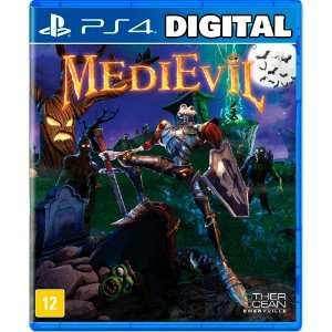 Medi Evil - Ps4 - Mídia Digital