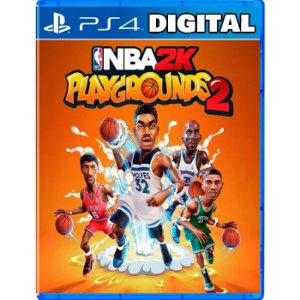 NBA 2K Playgrounds 2 - Ps4 - Mídia Digital