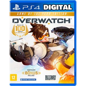 Overwatch Legendary Edition - Ps4 - Mídia Digital