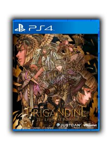 Brigandine The Legend of Runersia - Ps4 - Mídia Digital