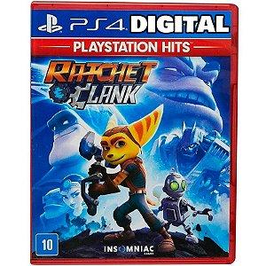 Ratchet & Clank - Ps4 - Mídia Digital
