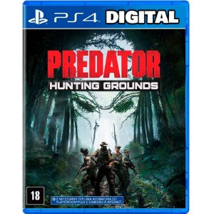 Predator Hunting Grounds - Ps4 - Mídia Digital