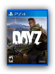 DayZ - Ps4 - Mídia Digital