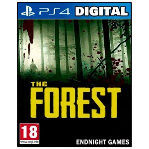 The Forest - Ps4 - Mídia Digital