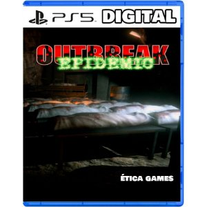 Outbreak Epidemic - Ps5 - Mídia Digital