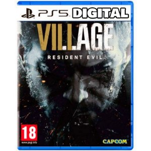 Resident Evil Village Ps4 - Ps5 - Mídia Digital