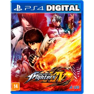 The King Of Fighters XIV - Ps4 - Ps5 - Mídia Digital