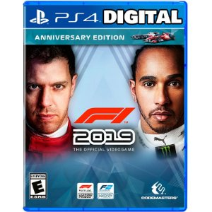 F1 2019 - Ps4 - Ps5 - Mídia Digital