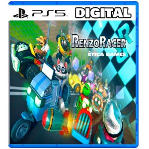 Renzo Racer - Ps5 - Mídia Digital