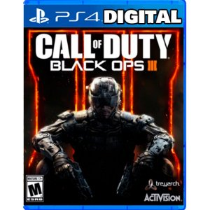 Call of Duty Black Ops 3 - Edição Zombies Chronicles Ps4 - Ps5 Mídia Digital