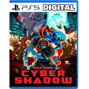 Cyber Shadow - Ps4 - Ps5 - Mídia Digital