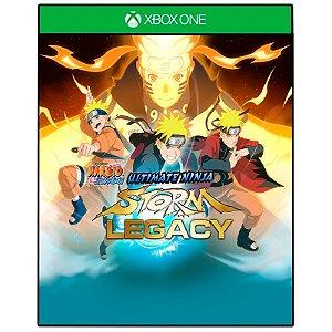 Naruto Shippuden Ultimate Ninja STORM Legacy - Xbox One Mídia Digital