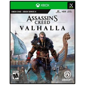 Assassins Creed Valhalla - Xbox One - Mídia Digital