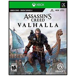 Assassins Creed Valhalla - Xbox One - Mídia Digital
