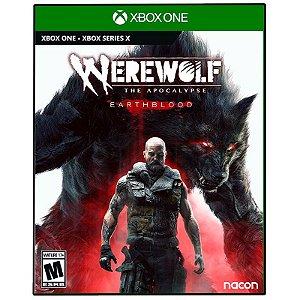 Werewolf The Apocalypse - Earthblood Xbox One - Xbox Series X|S - Mídia Digital