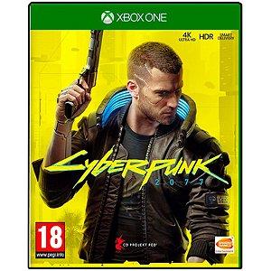 Cyberpunk 2077 Xbox One Mídia Digital