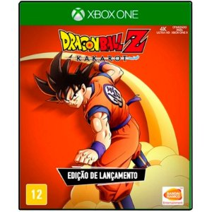 Dragon Ball Z Kakarot Xbox One Mídia Digital