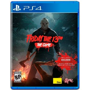Sexta Feira 13 Friday the 13th The Game Ps4 Mídia Digital