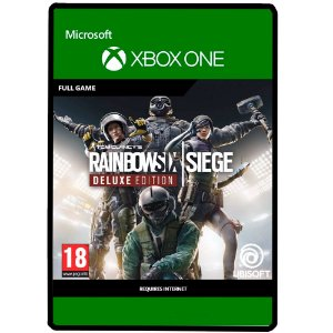 Tom Clancys Rainbow Six Siege Deluxe Edition Xbox One Mídia Digital