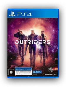 Outriders Ps4 Mídia Digital