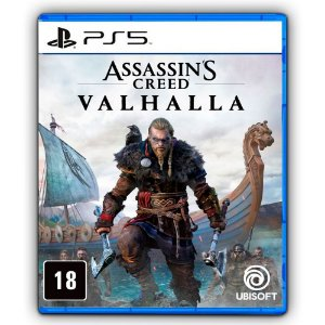 Assassins Creed Valhalla Ps5 Mídia Digital