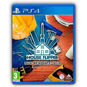 House Flipper Ps4 Mídia Digital